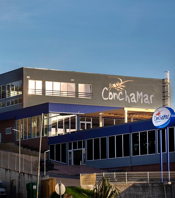 Edifício da Concha Mar - Venda de marisco vivo
